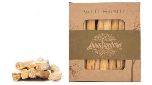 Luna Sundara Palo Santo Smudging Sticks