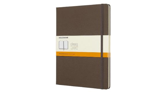 Moleskine Classic Notebook, XL, Ruled/Lined