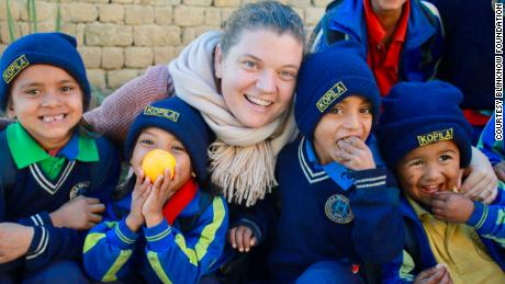 Quarantined and caring for 54 kids in rural Nepal: How one CNN Hero is doing it
