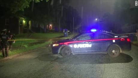 Atlanta police found 16-year-old De'onte Roberts shot Wednesday evening.
