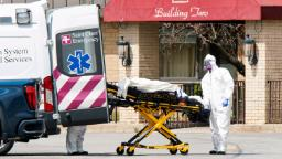 The pandemic will kill more Americans than died in Vietnam
