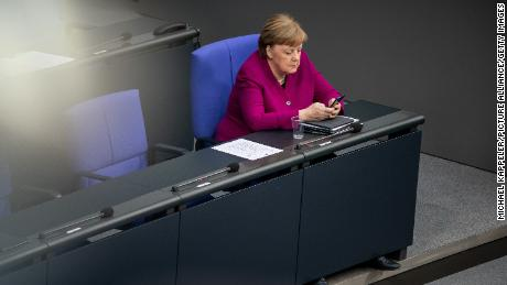 Wary Germans hate sharing their data. Will they use a Covid-19 tracking app?