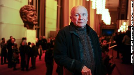 Playwright Terrence McNally  (Photo by Sarah L. Voisin/The Washington Post via Getty Images)