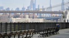 Sunlight and bleach might kill the coronavirus on a park bench, but they can be harmful to the body