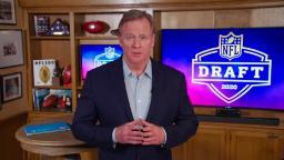 Virtual NFL Draft nabs record viewership