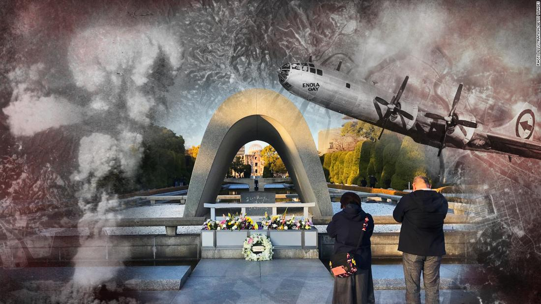 Hiroshima after 75 years: Walking the path of the atomic bomb
