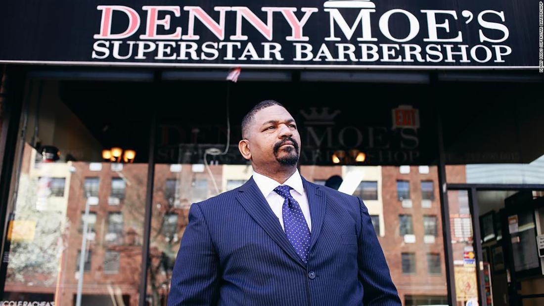 Black barbershop owners divided over coronavirus social distancing