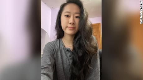 Sora Lee was paid in cash and isn't eligible for unemployment benefits. Neither are her parents, who are undocumented immigrants. (Sora Lee)