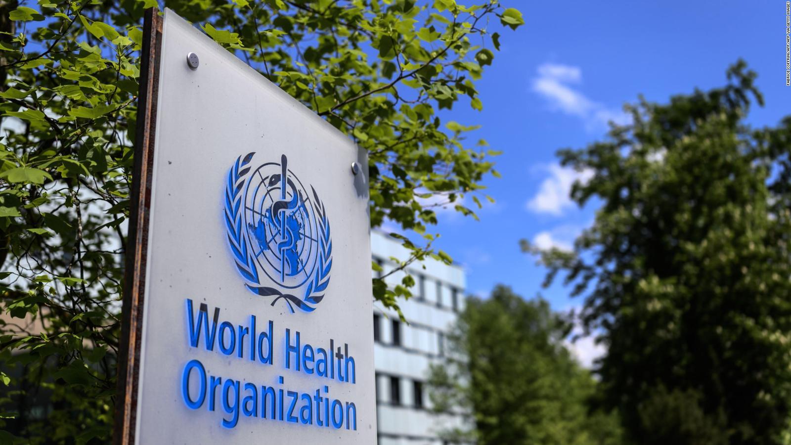 La OMS será investigada por su desempeño ante el surgimiento del  coronavirus y la pandemia - CNN Video