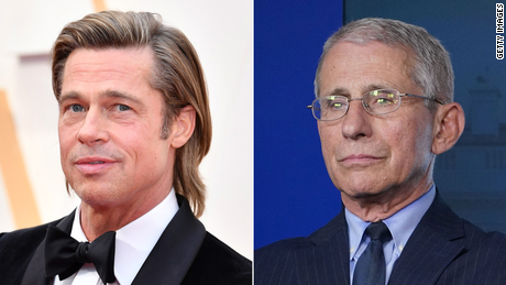 'SNL' returns with Brad Pitt as Dr. Anthony Fauci