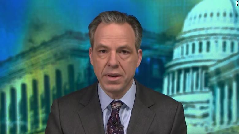 Tapper: Trump's musings were there for all to see and hear