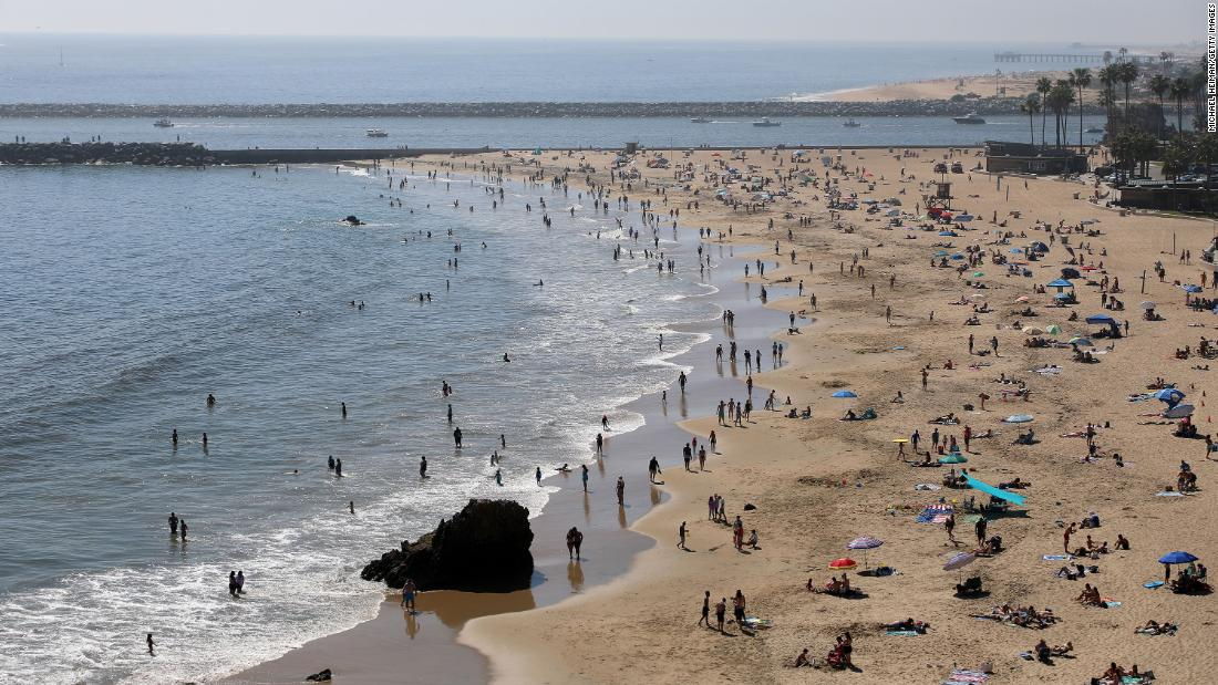 Before you on a trip to the beach or the gym or a cookout, the CDC wants you to consider these guidelines