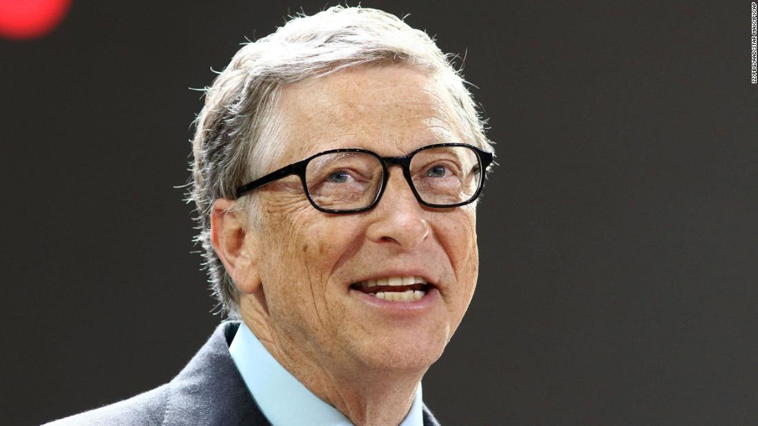 Bill Gates explains how the US can safely ease coronavirus restrictions