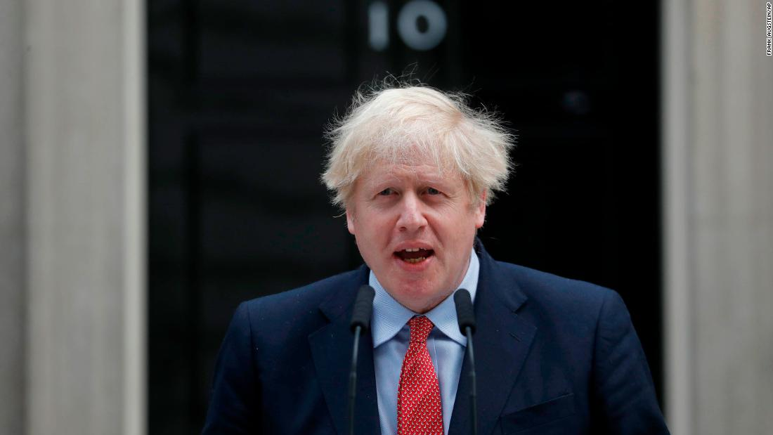 Boris Johnson warns against relaxing UK lockdown as he returns to work after battle with coronavirus