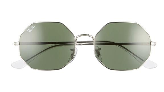Ray-Ban 1972 54mm Octagon Sunglasses
