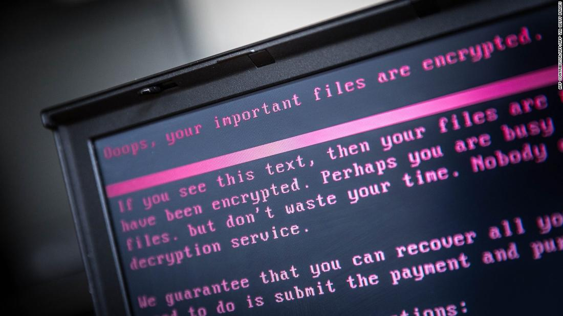 Several hospitals targeted in new wave of ransomware attacks