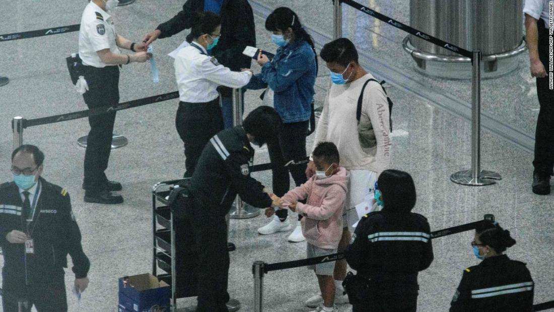 Photo of Authorities in Hong Kong warn of potential 'exponential growth' in coronavirus cases | CNN