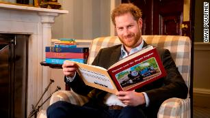 Prince Harry records special 'Thomas & Friends' episode