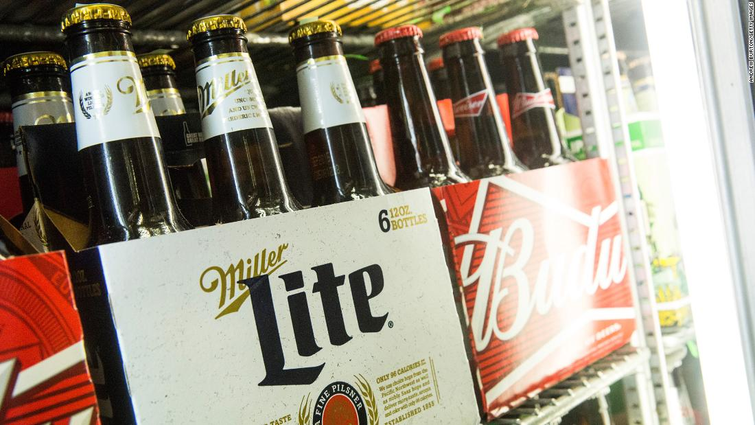 Beer sales are soaring. These brands are winning the booze battle