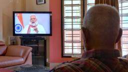 Prime Minister Narendra Modi is a year into his second term. He's still the only game in town for India