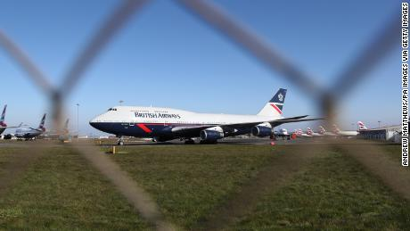 British Airways may cut 12,000 jobs as coronavirus takes its toll
