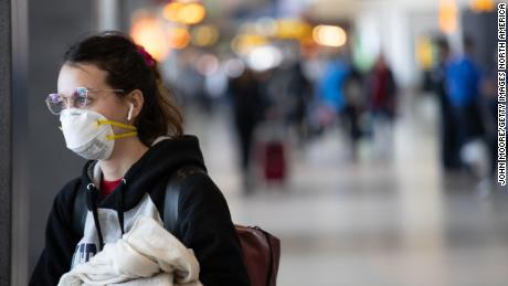 Masks on airplanes: Where things stand on personal protection and social distancing