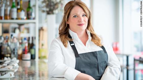 Amy Brandwein, chef and owner at Centrolina and Piccolina