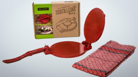 Verve Culture's Tortilla Press Kit