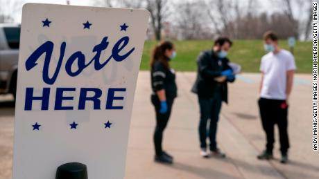 What are election monitors and what do they do?