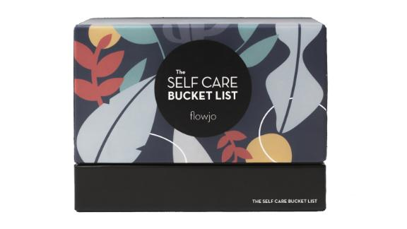 Flowjo The Self Care Bucket List Cards