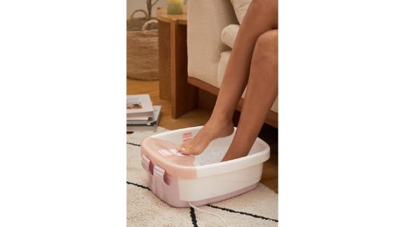 HoMedics Bubble Bliss Deluxe Foot Spa