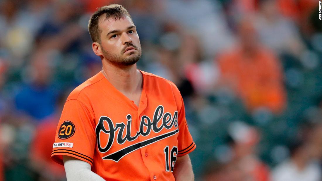 Baltimore Orioles slugger Trey Mancini announces he has stage 3 colon  cancer - CNN