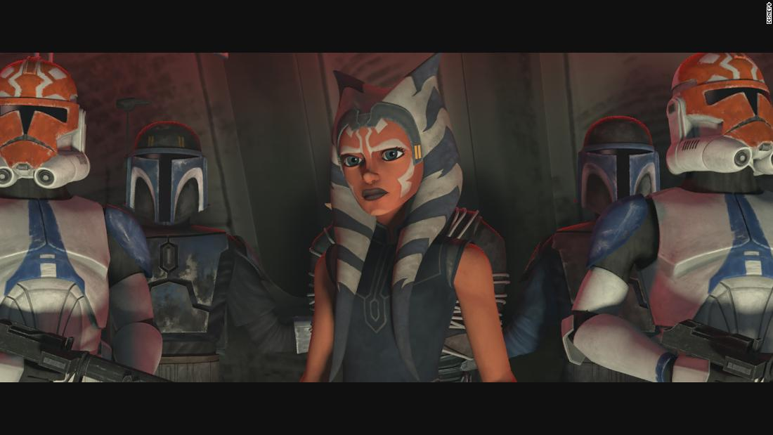 Star Wars The Clone Wars Meets Revenge Of The Sith In Final Episodes Cnn