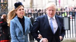 Boris Johnson names son after doctors who saved his life