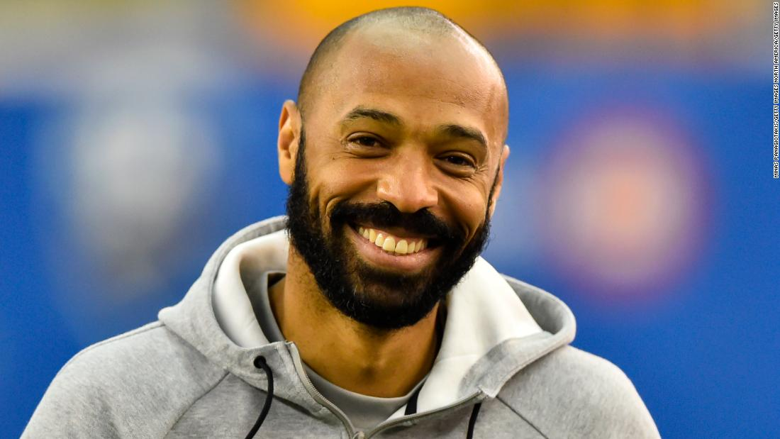 EPL: Thierry Henry Revealed He Is Returning Back To Emirates For Coaching Job
