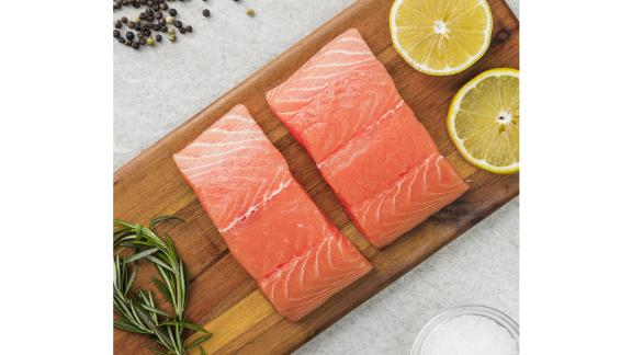 Rastelli's Faroe Island Salmon Filets Box