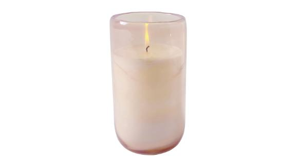 Anthropologie Home Large Unicorn Candle
