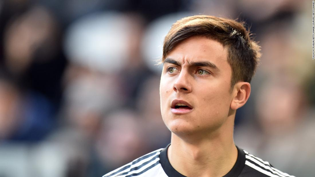 TURIN, ITALY - FEBRUARY 02: Paulo Dybala of Juventus looks on during the Serie A match between Juventus and  ACF Fiorentina at Allianz Stadium on February 02, 2020 in Turin, Italy. (Photo by Tullio M. Puglia/Getty Images)