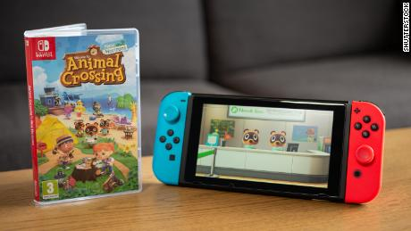 "Ninendo's ""Animal Crossing"" has been a quarantine hit, boosting revenue."