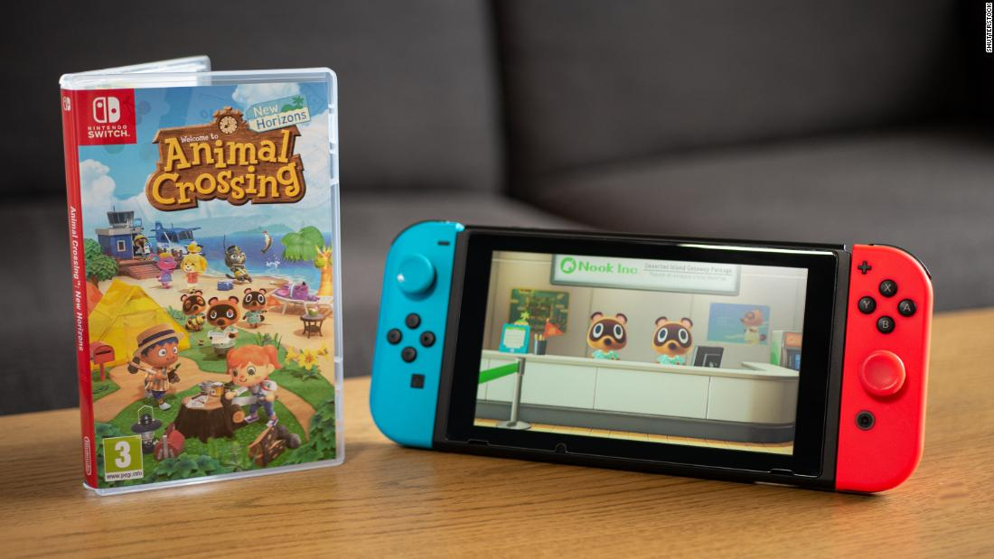 Nintendo Switch And Animal Crossing Are Quarantine Bestsellers