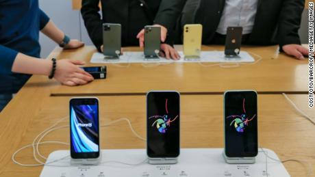 Apple is holding steady despite the coronavirus pandemic