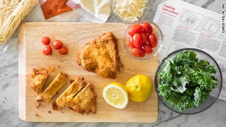 Chick-fil-A is launching a meal kit as more people eat at home