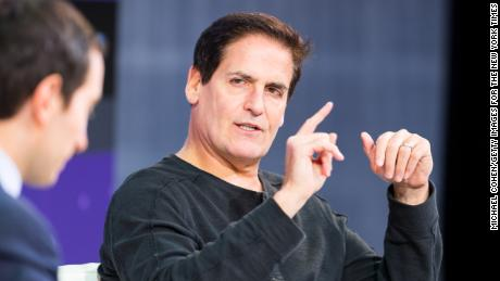 Mark Cuban has a plan to get more Americans working and spending