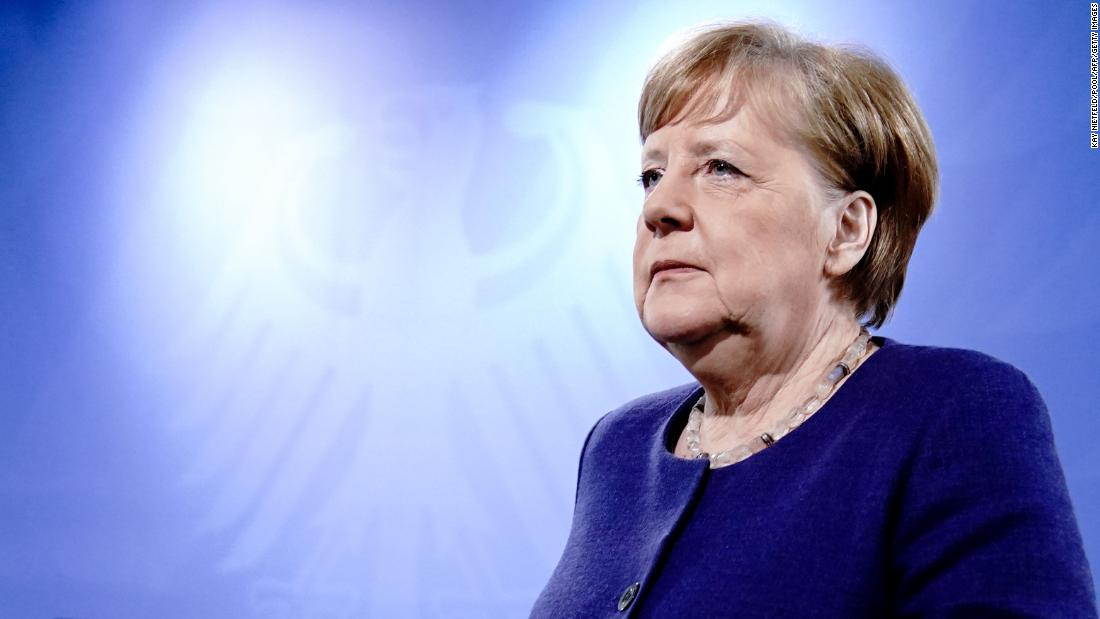 Angela Merkel's legacy was doomed. Coronavirus saved it