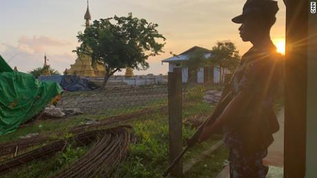 Coronavirus is 'emboldening' Myanmar military to carry out 'war crimes' says UN human rights expert