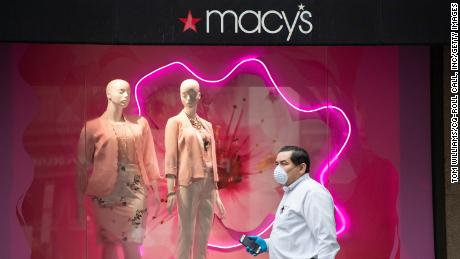 Macy's will reopen 68 of its more than 700 stores Monday with limits on the number of customers allowed inside