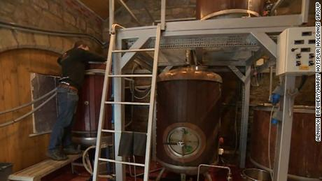 Alnwick Brewery produced more than 5,000 pints of beer that it couldn't sell due to the UK's coronavirus lockdown.