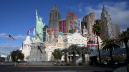 Las Vegas is reopening in one week