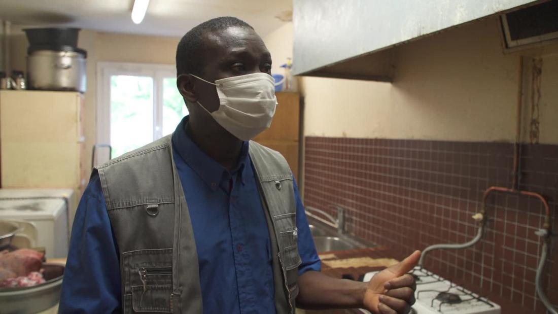 france paris covid 19 coronavirus pandemic inequality suburbs protests bell pkg intl ldn vpx_00004825.jpg