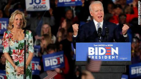 Biden confronts the charges as he prepares for an unprecedented campaign against Trump